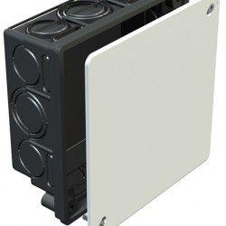 Kутия свързваща за монтаж в мазилка UV 80 K