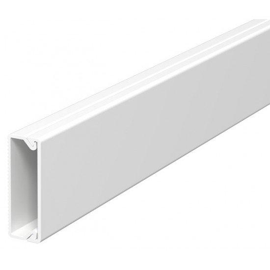 Канал WDK 30х10, бял