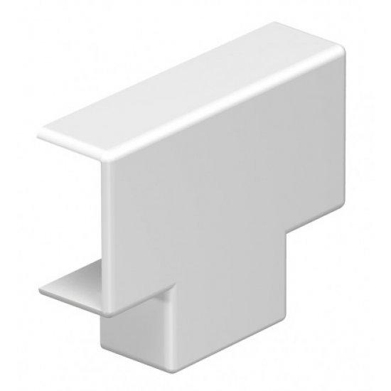 Т - елемент, 20х10 бял