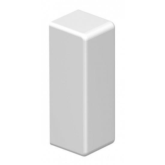 Краен елемент, 30 х 10 бял