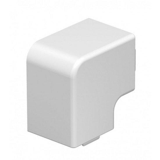 Капак за плосък ъгъл, 40 х 40 бял