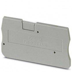 Капак краен за 1.5 mm² клеми с 2 връзки