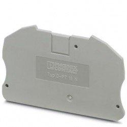 Капак краен за 16 mm² клеми с 2 връзки
