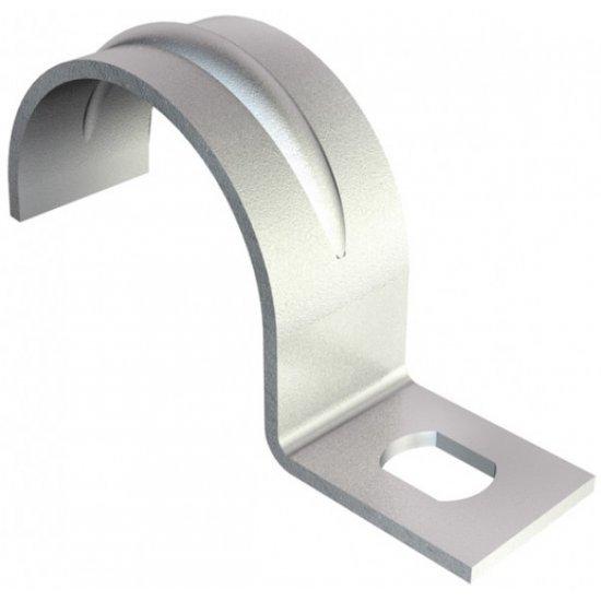 Скоба закрепваща единична 19 mm