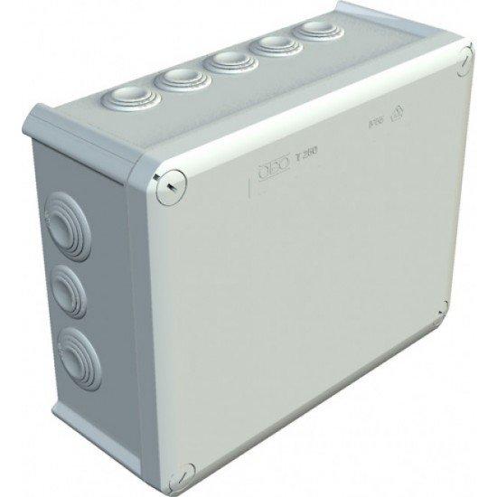 Kутия разклонителна тип T250, сива