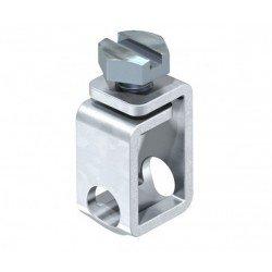 Клема за кръгъл проводник до 25 mm ² за 1801 VDE