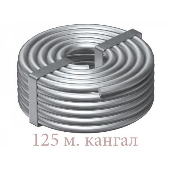 Проводник кръгъл, горещо подцинкована стомана, Ø8