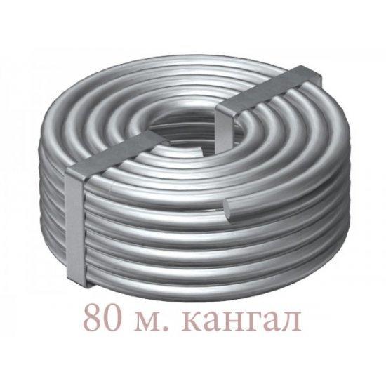 Проводник кръгъл, горещо подцинкована стомана, Ø10