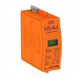 Горна част за аресторна защита тип 1+2, 280 V