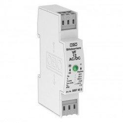 Защита MSR за двуполюсно електрозахранване 24 V
