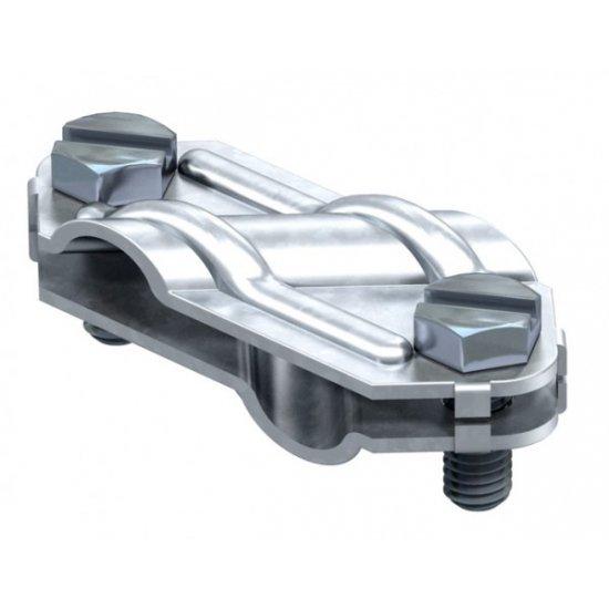 Съединител кръстовиден за плоски и кръгли проводници