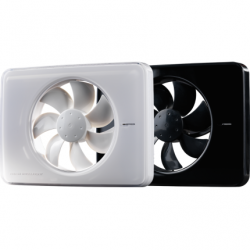Вентилатор за баня Fresh Intellivent 2.0, бял
