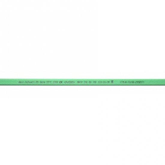 DEVIhotwatt, нагревателен кабел, 12 W / m при 70° C