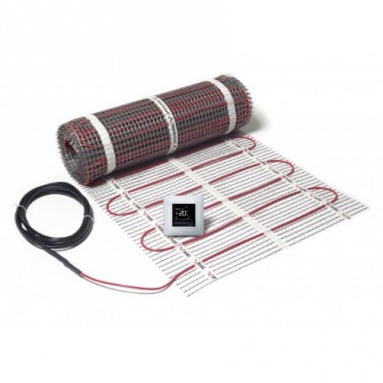 DEVIcomfort, 150 T, нагревателна рогозка, + DEVIreg Opti, 7 m