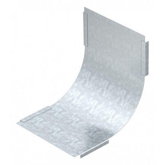 Капак за вертикален ъгъл 90 градуса, възходящ 150 mm, DBVS