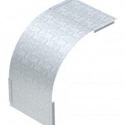 Капак за вертикален ъгъл 90 градуса, низходящ 100 mm, DBVF