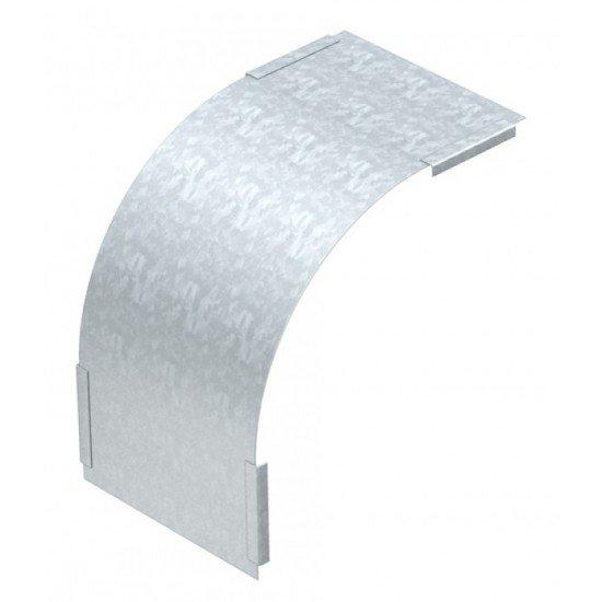 Капак за вертикален ъгъл 90 градуса, низходящ 150 mm, DBVF