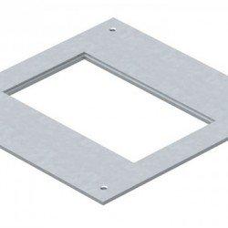 Монтажен капак за подова кутия GES 2