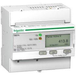 Електромер трифазен kWh 63A импулсен изход MID