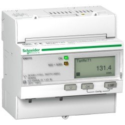 Електромер трифазен kWh 63A, MID