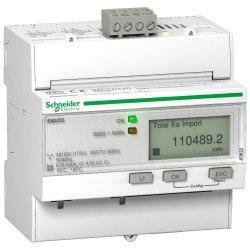 Електромер трифазен kWh токов трансформатор MODBUS MID