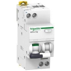 Прекъсвач автоматичен с дефектнотокова защита  DPNa Vigi 1P+N  6А  30mA 4.5kA, клас АС