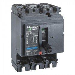 Автоматичен прекъсвач Compact 3P NSX100B без защита