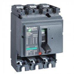 Автоматичен прекъсвач Compact 3P NSX160B без защита