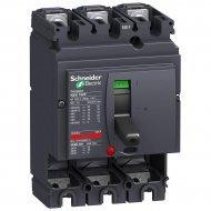 Автоматичен прекъсвач Compact 3P NSX160F без защита