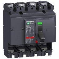 Автоматичен прекъсвач Compact 4P NSX160F без Защита