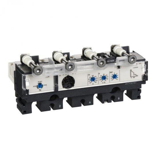 Защита 4P4D Micrologic 2.2 160A за NSX160