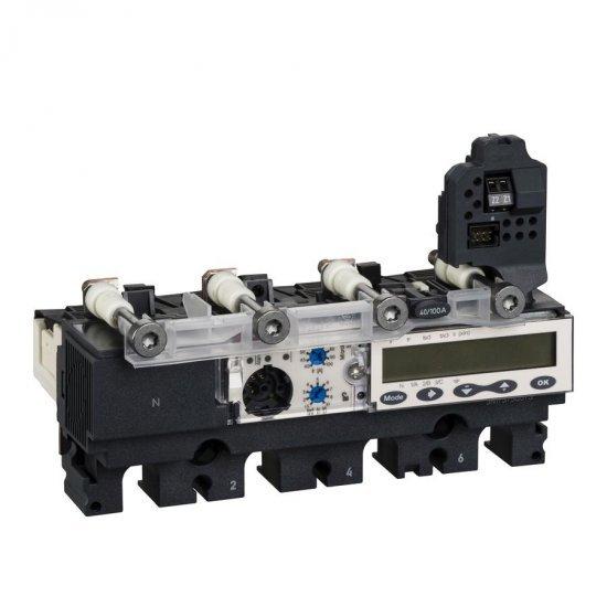 Защита 4P4D Micrologic 5.2 E 160A за NSX