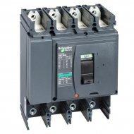 Автоматичен прекъсвач Compact 4P NSX400F без Защита