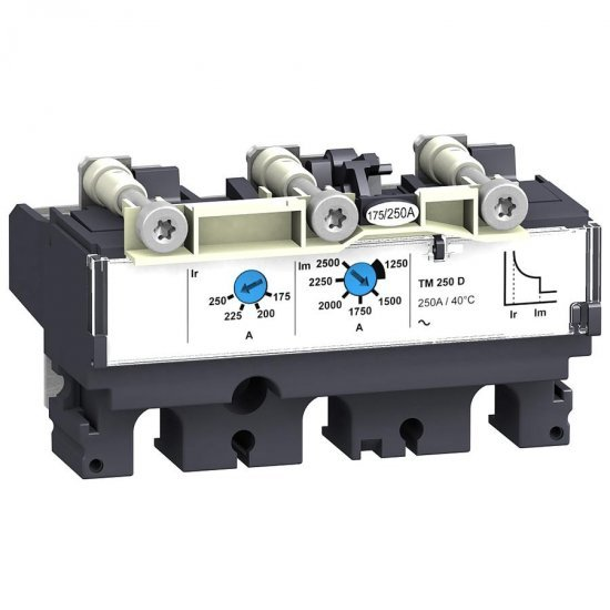 Изключвателно устройство - TMD - 50 A - 3 полюса