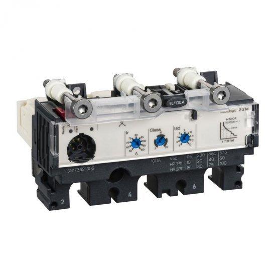 Изключвателно устройство - Micrologic 2.2 M - 50 A - 3 полюса