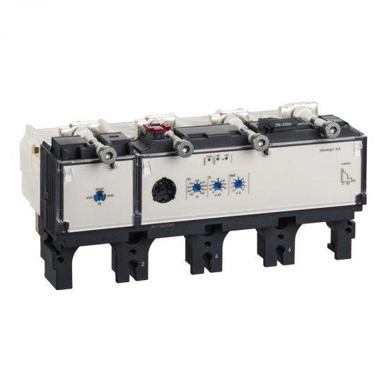 Защита 4P4D Micrologic 2.3 400A за NSX40