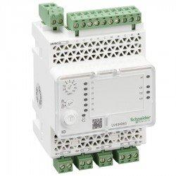 Module I/O (6DI, 3O/P, 1AI)