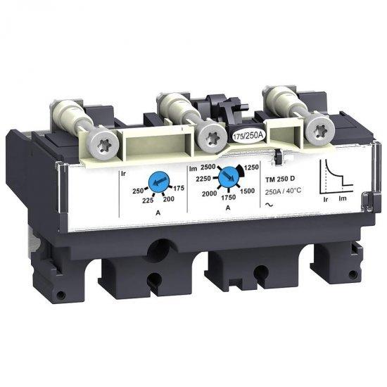 Изключващ механизъм - TMD -160 - 3 полюса 3d
