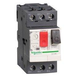 Термо-магнитен прекъсвач GV2 0.06kW 0.16A - 0.25A