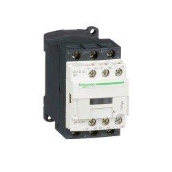 Контактор 12А 3P 1НО+1НЗ 24VDC