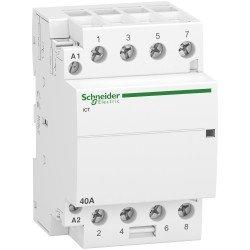 Контактор iCT 40A 4NO 220/240V AC 50Hz
