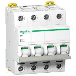 Прекъсвач товаров ISW 4P 125 A 415 V AC 50/60 Hz