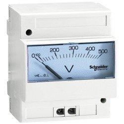 Волтметър аналогов 96X96 0-500V