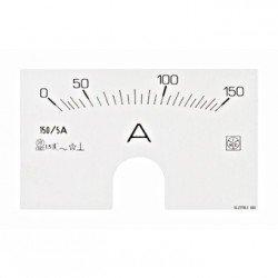 Скала за AMP със свързване през ТТ  0...5 А
