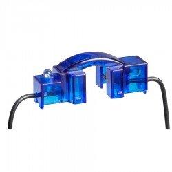 Unica - сменяема лампа - 250 V AC - син - LED