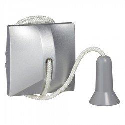 Механизъм бутон с въженце 2М алуминий