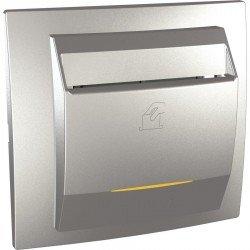 Ключ карта 10А 2М алуминий