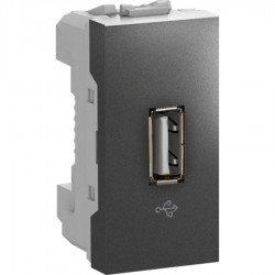 Механизъм USB 1М графит