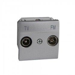 Механизъм R-TV/SAT последна в серия 2М алуминий