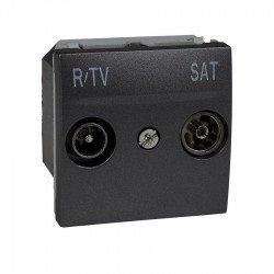 Механизъм R-TV/SAT последен в серия 2М графит